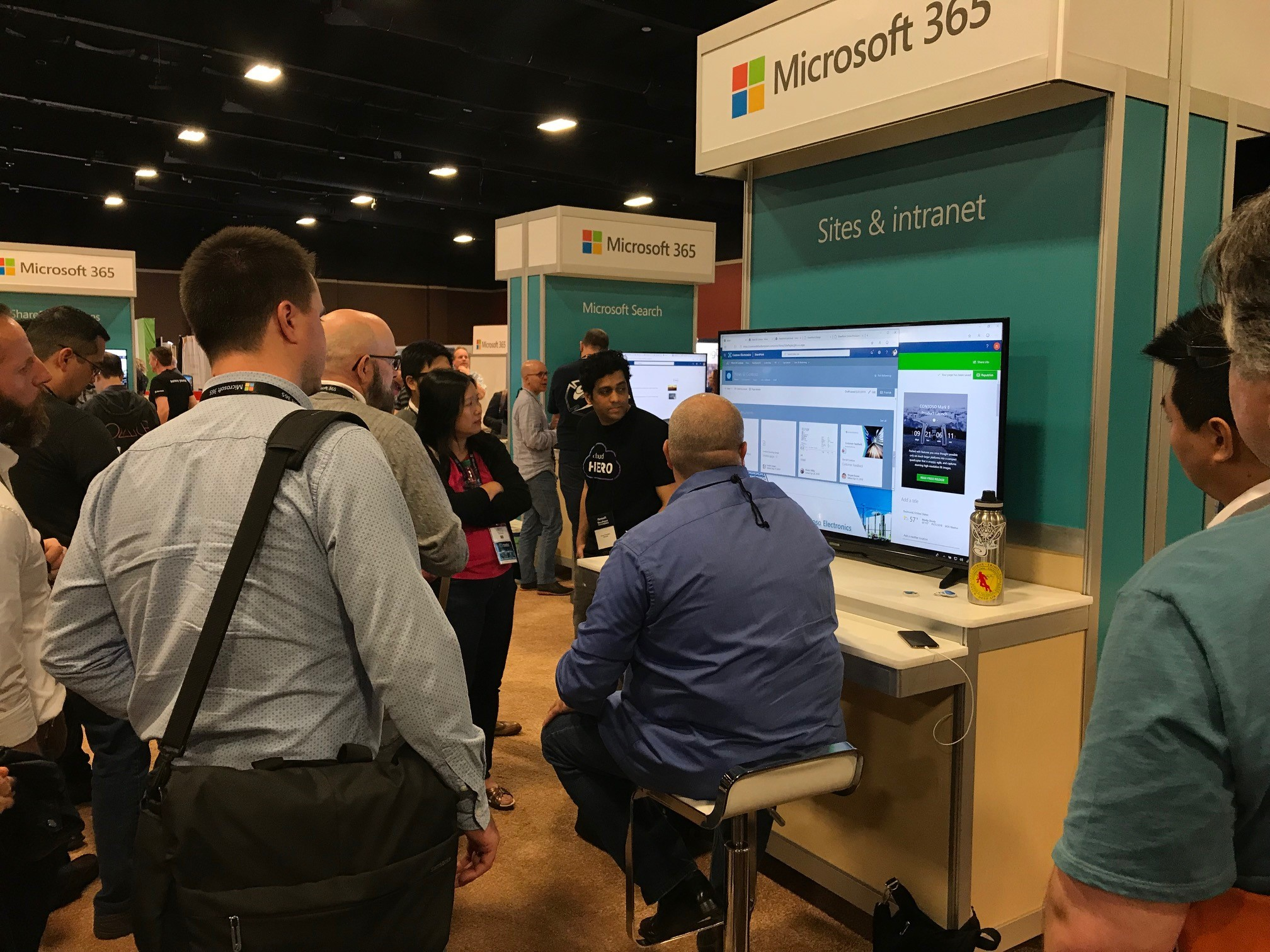 At SharePoint Conference 2019, Microsoft Announces New Home Sites, Yammer Investments, and More