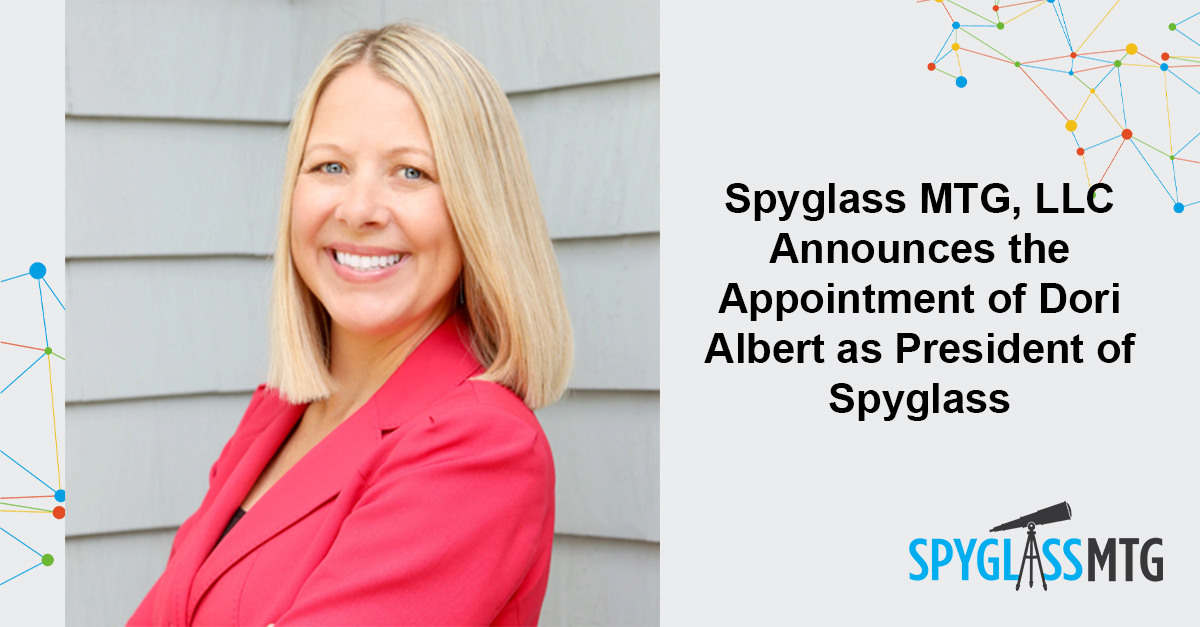 Spyglass MTG, LLC Announces the Appointment of Dori Albert as President of Spyglass